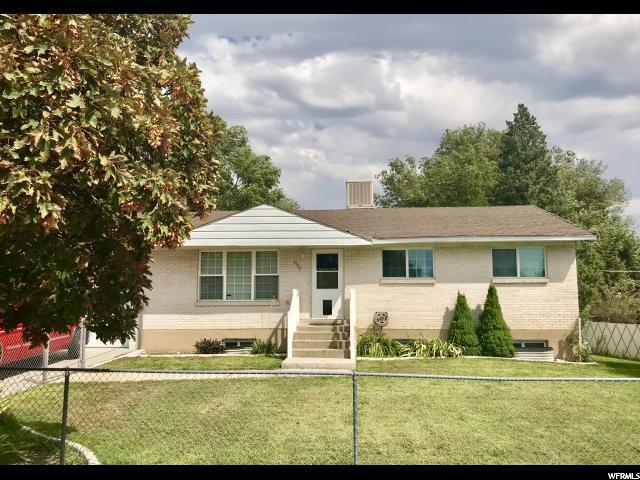 4582 W 3650 S, West Valley City, UT 84120 (#1561230) :: RE/MAX Equity