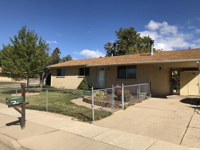 379 N Barlow St, Clearfield, UT 84015 (#1561255) :: Exit Realty Success