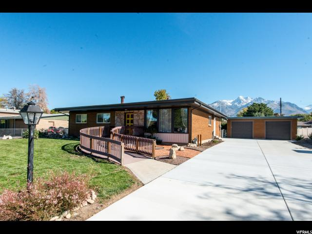 8811 S 1645 E, Sandy, UT 84093 (#1561301) :: The Utah Homes Team with iPro Realty Network
