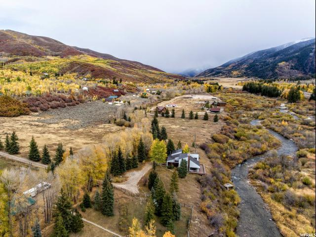1 Lazy-Y Rd, Oakley, UT 84055 (MLS #1561315) :: High Country Properties