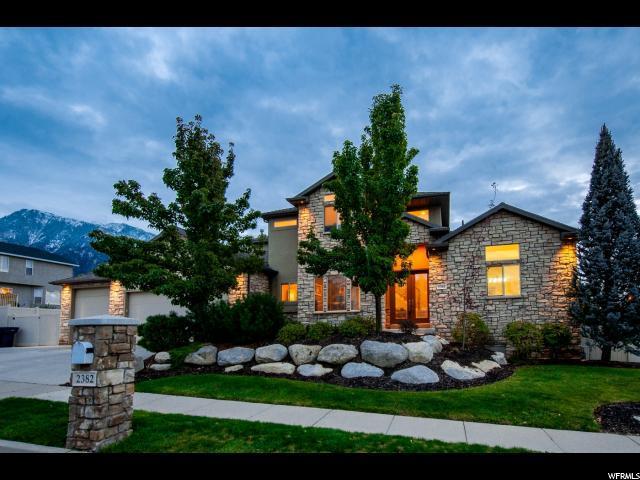 2382 E Jessica Ln S, Sandy, UT 84092 (#1561336) :: Big Key Real Estate