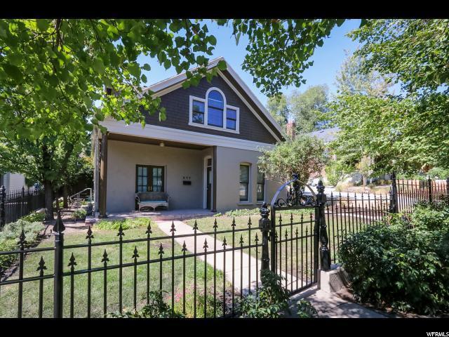 277 C St, Salt Lake City, UT 84103 (#1561362) :: Colemere Realty Associates