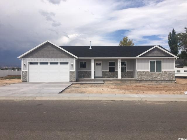1536 W 1400 S, Vernal, UT 84078 (#1561385) :: Big Key Real Estate