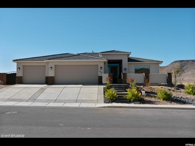 1997 N Mountain View Drive, Washington, UT 84780 (#1561446) :: Exit Realty Success