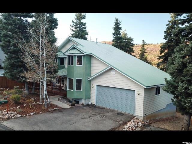 115 Parkview Ter, Park City, UT 84098 (#1561448) :: Exit Realty Success