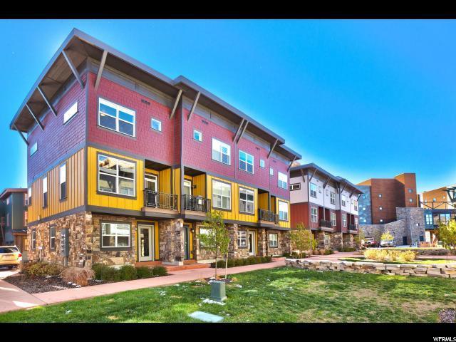 1370 Center Drive #16, Park City, UT 84098 (MLS #1561467) :: High Country Properties