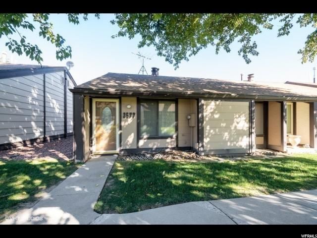2577 W Greyhackle Ln, Taylorsville, UT 84129 (#1561481) :: Exit Realty Success