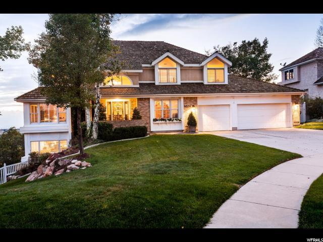 8378 S Austrian Way E, Cottonwood Heights, UT 84121 (#1561502) :: Action Team Realty