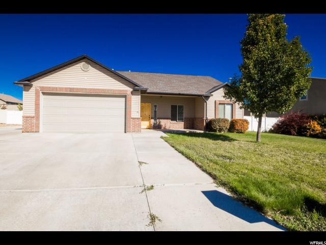 192 W 650 N, Vernal, UT 84078 (#1561565) :: Big Key Real Estate