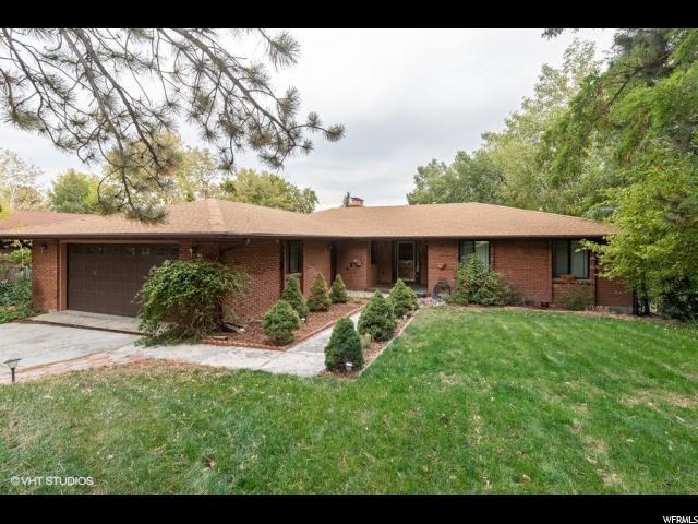 2495 E Granite Hills Cir, Sandy, UT 84092 (#1561590) :: Big Key Real Estate