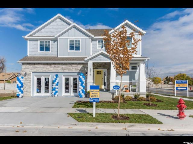 2918 W Nairn Way S #30, West Jordan, UT 84088 (#1561618) :: RE/MAX Equity
