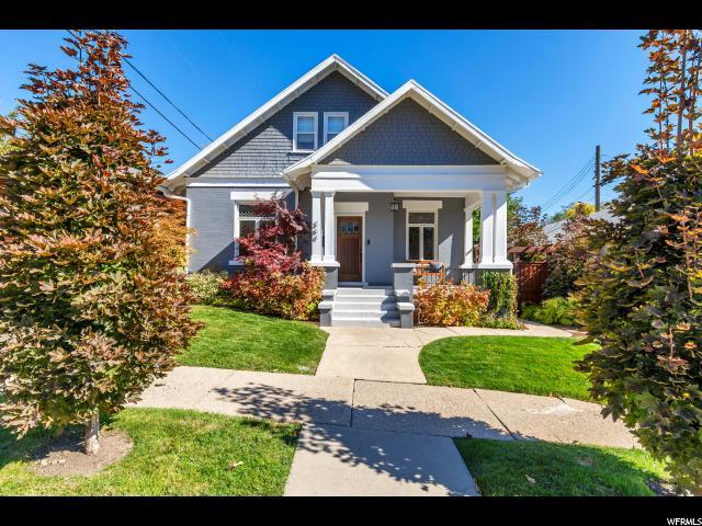 364 N E St, Salt Lake City, UT 84103 (#1561627) :: Colemere Realty Associates