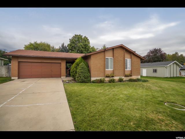1612 E Hillsboro Dr, Layton, UT 84040 (MLS #1561653) :: Lawson Real Estate Team - Engel & Völkers