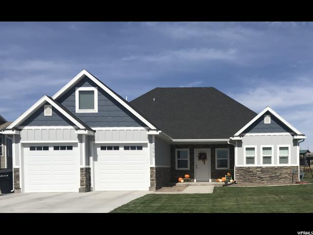2590 W 600 N, Tremonton, UT 84337 (#1561656) :: Big Key Real Estate