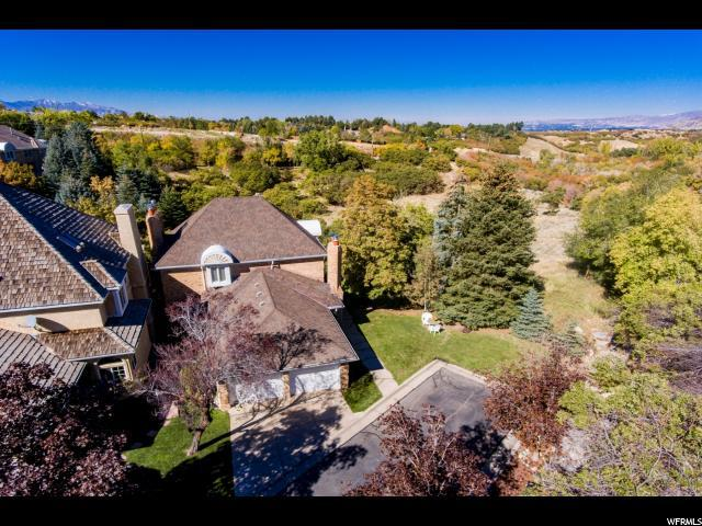 14 E La Montagne Ln, Sandy, UT 84092 (#1561661) :: RE/MAX Equity