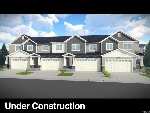 1765 N 3720 W #1006, Lehi, UT 84043 (#1561692) :: Big Key Real Estate