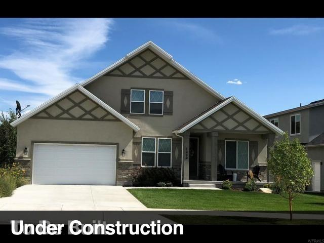 1295 N Canyon View Rd, Midway, UT 84049 (#1561704) :: RE/MAX Equity
