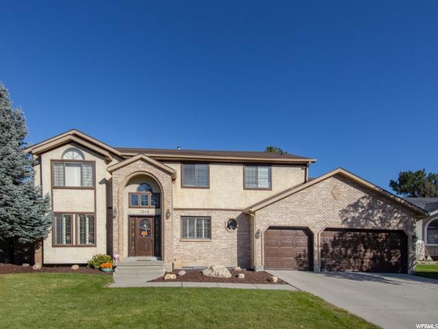 1849 E Michael Way, Sandy, UT 84093 (#1561726) :: Big Key Real Estate