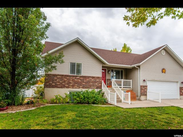 1410 Sunset Cir, Nibley, UT 84321 (#1561760) :: The One Group