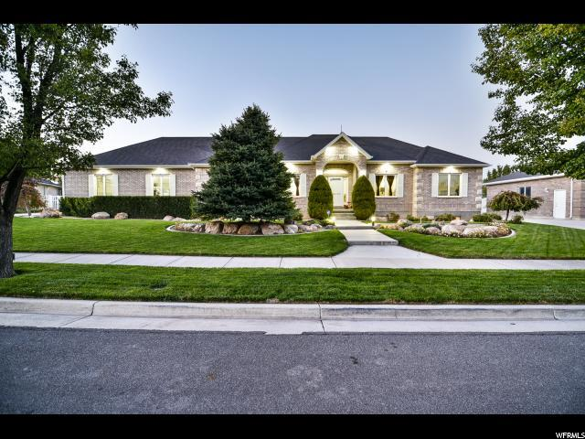 2152 W Arbor Hill Ct S, Riverton, UT 84065 (#1561771) :: Eccles Group