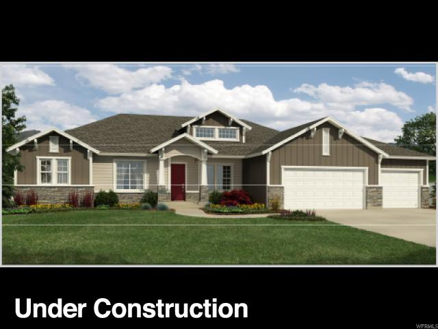 5570 N Robinson Ln #163, Mountain Green, UT 84050 (#1561782) :: Keller Williams Legacy