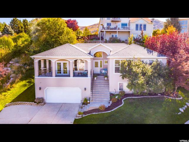 13789 S Esther Ann Cir, Draper, UT 84020 (#1561792) :: goBE Realty