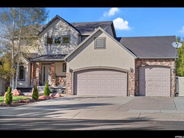 685 E 200 S, Heber City, UT 84032 (#1561809) :: Big Key Real Estate