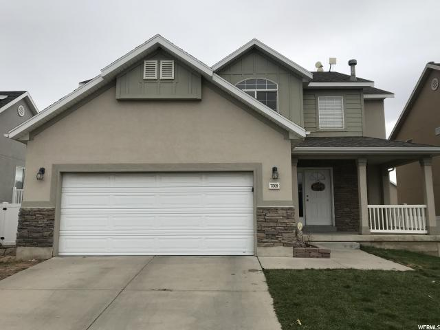 7509 S 6670 W, West Jordan, UT 84081 (#1561849) :: goBE Realty