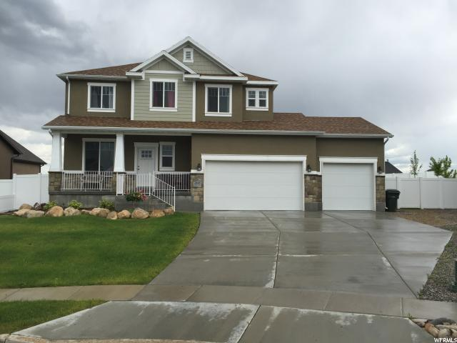6583 Salt Creek Cir, West Valley City, UT 84118 (#1561882) :: goBE Realty