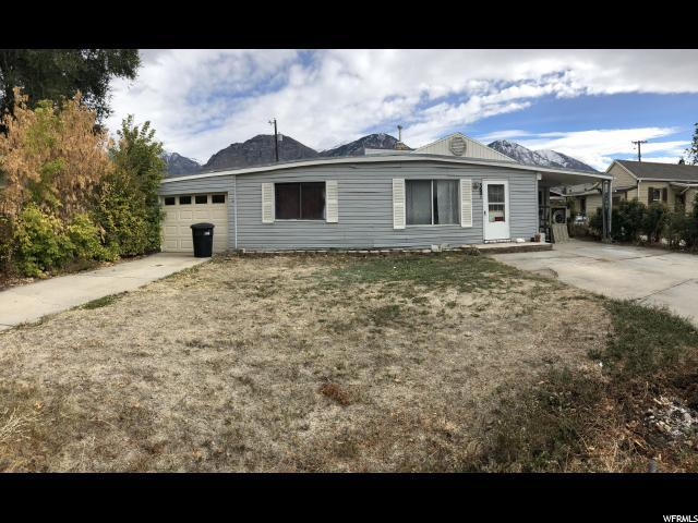 560 N 850 W, Provo, UT 84601 (MLS #1561886) :: Lookout Real Estate Group