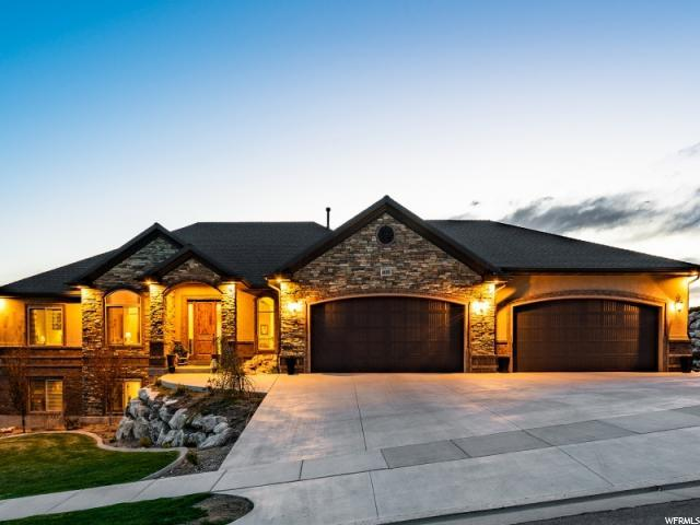 4107 N 1100 W, Pleasant View, UT 84414 (MLS #1561889) :: Lookout Real Estate Group