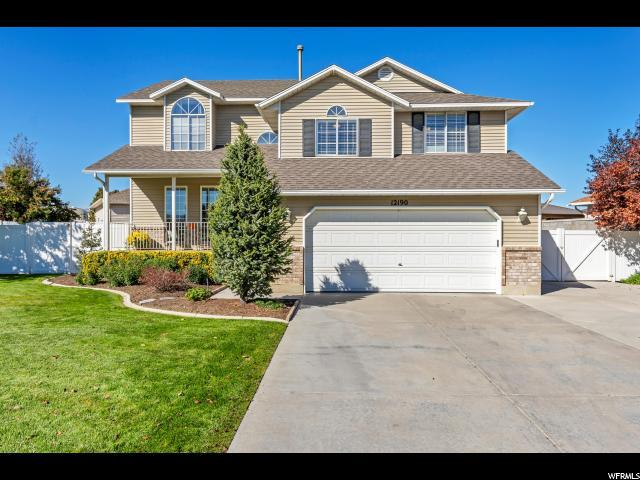 12190 S Cove Crest Cir W, Riverton, UT 84065 (#1561893) :: goBE Realty