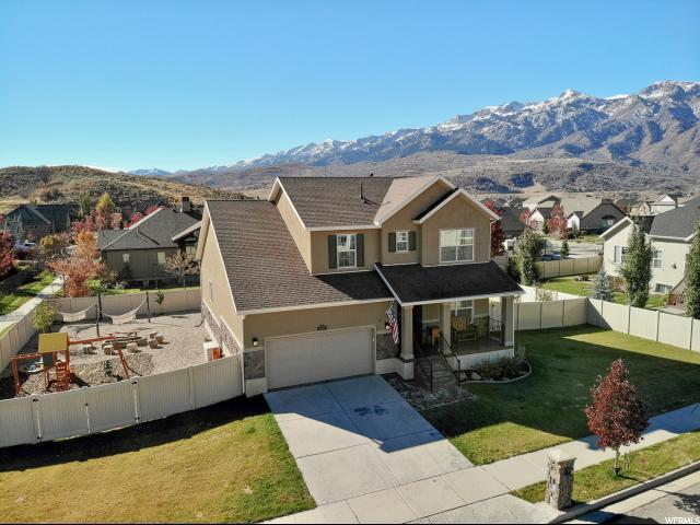 4675 W Ranch Blvd, Mountain Green, UT 84050 (#1561901) :: Big Key Real Estate