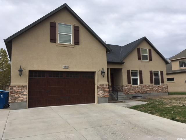 4166 W Park Dr S, Highland, UT 84003 (#1561909) :: Action Team Realty
