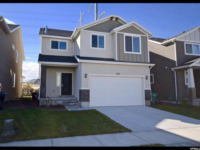 1075 W Coyote Gulch Way S #130, Bluffdale, UT 84065 (#1561914) :: Action Team Realty