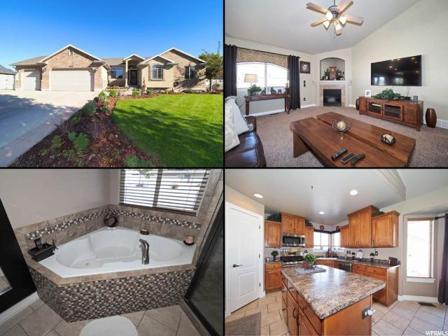 3836 W Salinas Dr S, Riverton, UT 84065 (#1561920) :: The Utah Homes Team with iPro Realty Network