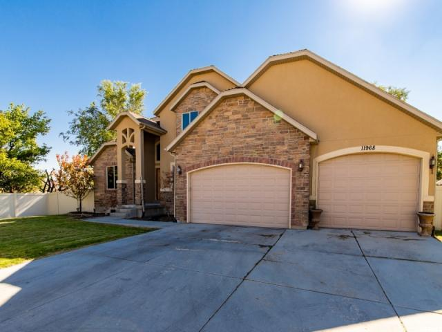 11968 S Waterhouse Ct, Riverton, UT 84065 (#1561934) :: The Utah Homes Team with iPro Realty Network