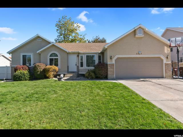7727 S Chad Heights Dr, Midvale, UT 84047 (#1561946) :: Action Team Realty