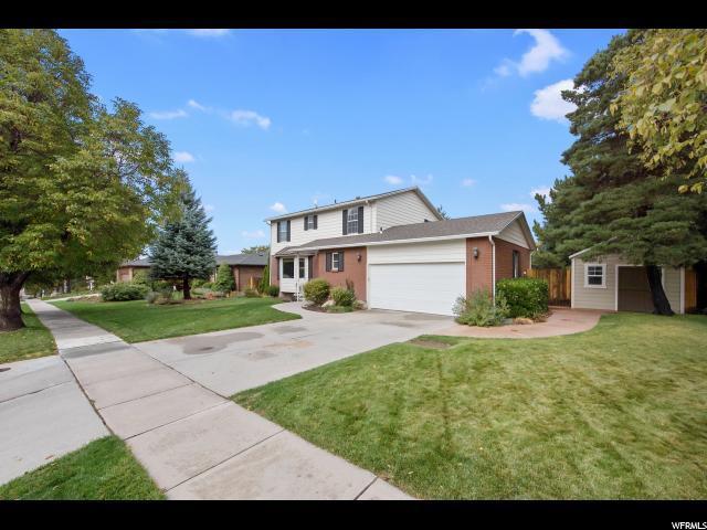 2649 Willow Wick Dr, Sandy, UT 84093 (#1561949) :: Big Key Real Estate