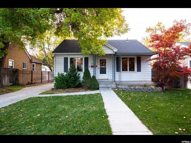 2724 S Beverly St E, Salt Lake City, UT 84106 (#1561959) :: Big Key Real Estate