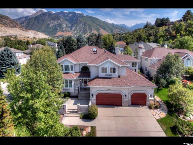 3206 E Chula Vista Cir, Cottonwood Heights, UT 84121 (#1562015) :: Action Team Realty