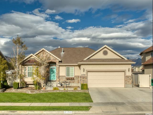 2150 N 2230 W, Lehi, UT 84043 (#1562017) :: Action Team Realty