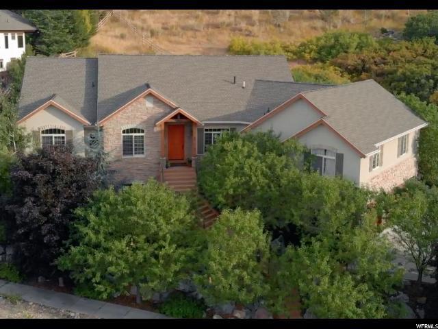 1892 E Deep Woods Dr, Draper, UT 84020 (#1562025) :: Big Key Real Estate