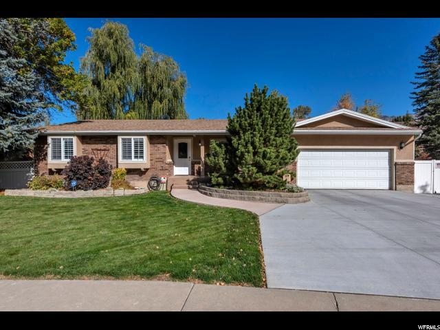 2531 E Oak Creek Cir S, Cottonwood Heights, UT 84093 (#1562037) :: Action Team Realty