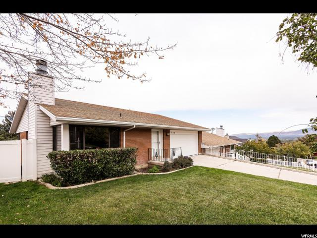 7530 S 2160 E, Cottonwood Heights, UT 84121 (#1562073) :: Big Key Real Estate