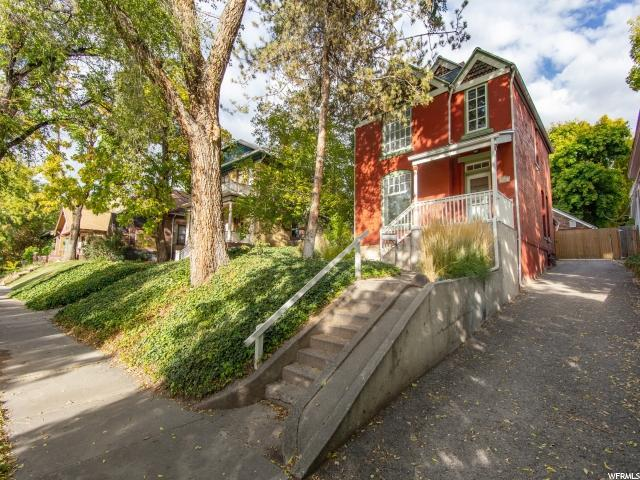 518 N 200 W, Salt Lake City, UT 84103 (#1562113) :: goBE Realty