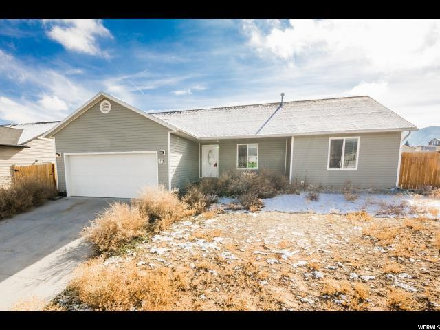 199 W 4100 S, Vernal, UT 84078 (#1562131) :: The Fields Team