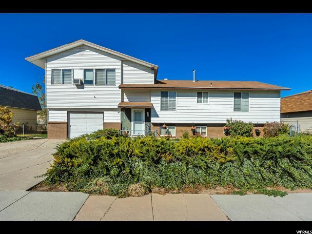 3854 W Carolina Dr, West Jordan, UT 84084 (#1562140) :: Big Key Real Estate
