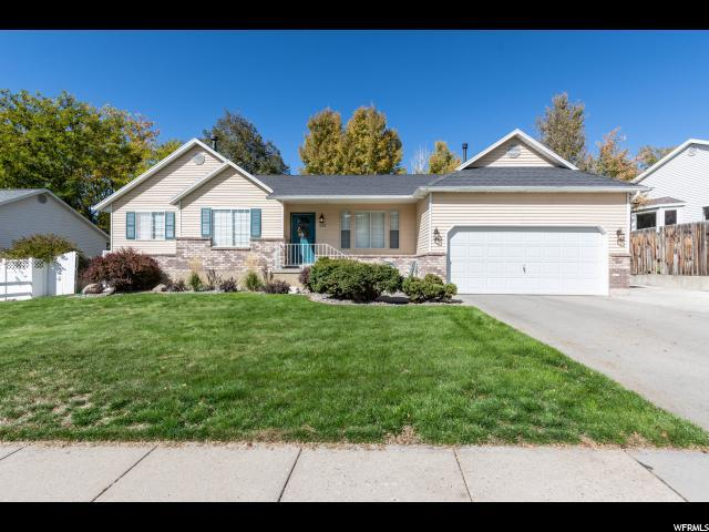 1268 S Cannon E, Farmington, UT 84025 (#1562198) :: RE/MAX Equity