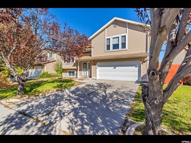 6507 Purple Sage Dr S, West Jordan, UT 84081 (#1562201) :: Big Key Real Estate